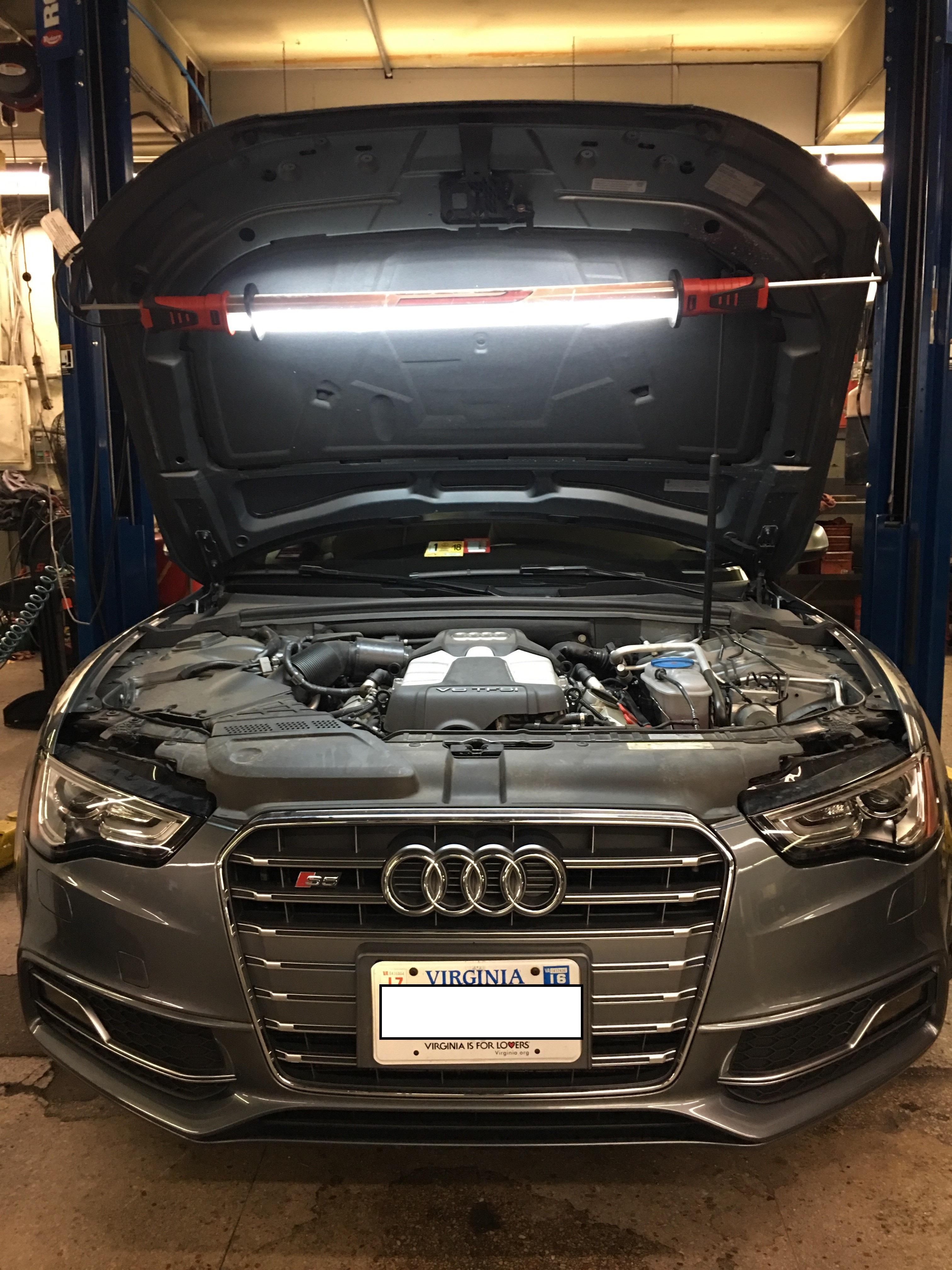 Audi Service And Repair Drive European - Audi car repair